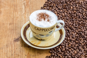 Hương cà phê Capuchiano
