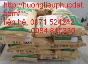 CMC - Sodium Carboxymethyl Cellulose